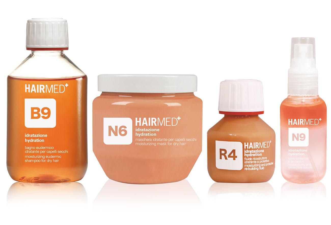 Hairmed, il trattamento per la protezione dei capelli in estate: prima e dopo le vacanze!