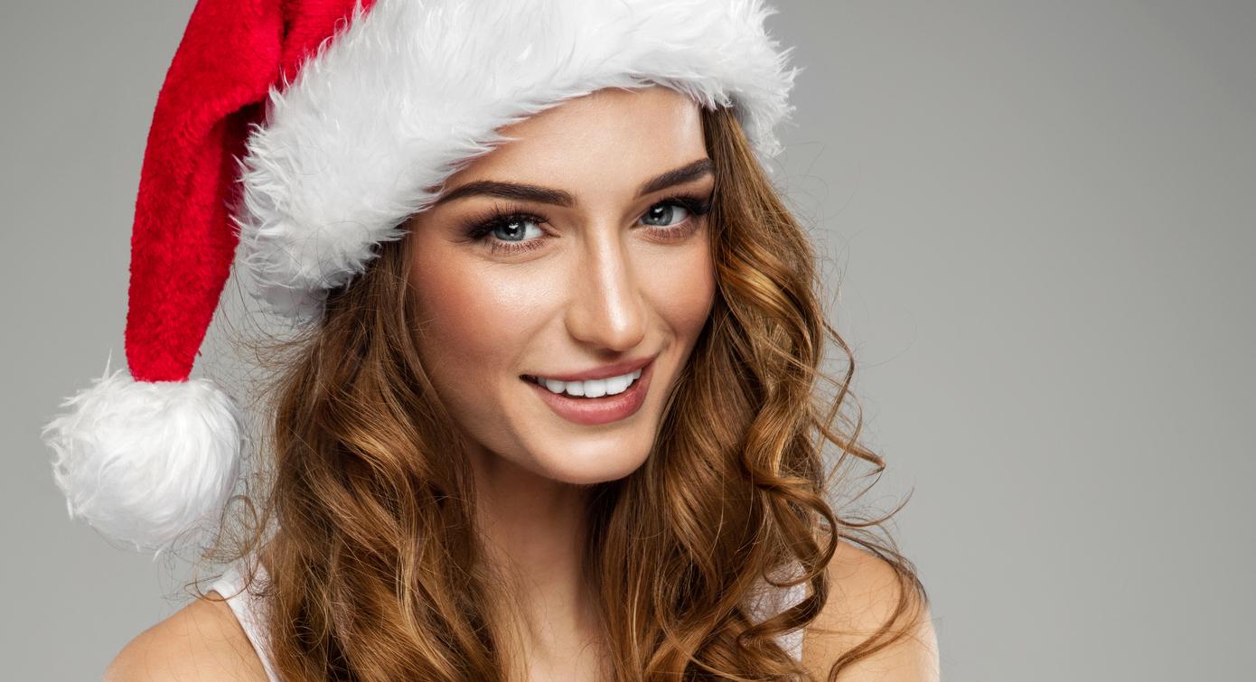 Acconciature donna Natale
